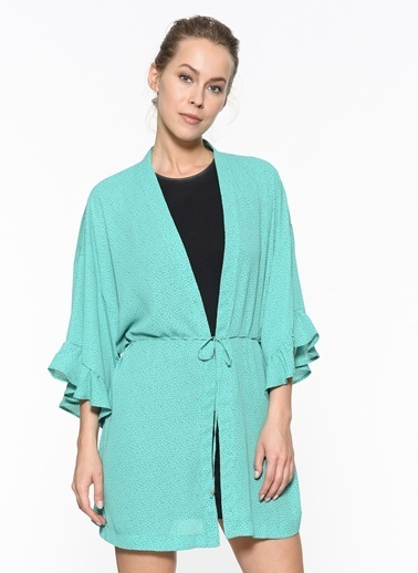 Only Kimono Turkuaz